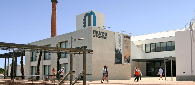 Imagem do Museu de Portimão