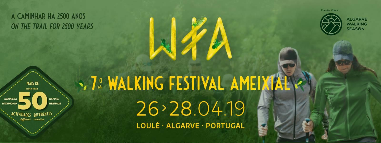 7º WALKING FESTIVAL AMEIXIAL