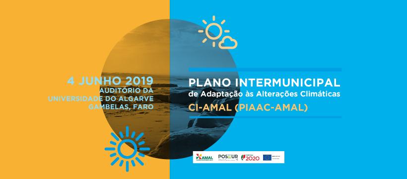 Apresentação do Plano Intermunicipal de Adaptação às Alterações Climáticas - Algarve