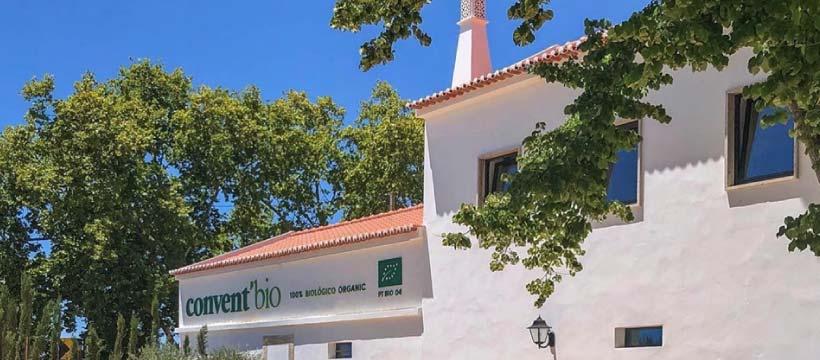 """Convento às portas de Lagoa transforma-se em """"santuário"""" de produtos biológicos"""