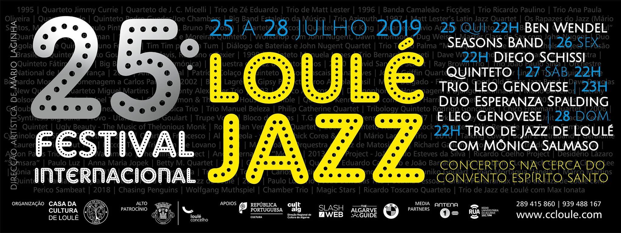 25º Festival de Jazz de Loulé